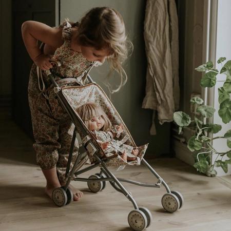 Minikane® Passeggino per le bambole Fleurs