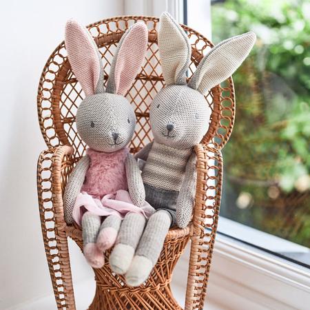 Immagine di Jollein® Doudou Rabbit Nola