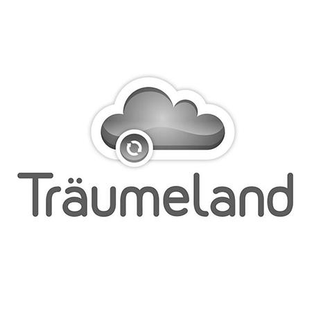 Immagine di Träumeland® Biancheria da letto in jersey di cotone biologico 120x60 + 140x70