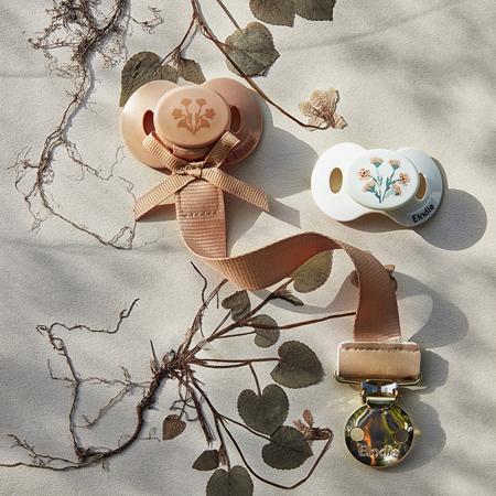 Immagine di Elodie Details® Porta ciuccio Amber Apricot