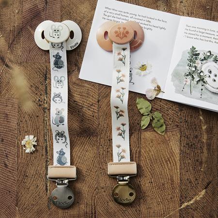 Immagine di Elodie Details® Porta ciuccio Meadow Flower