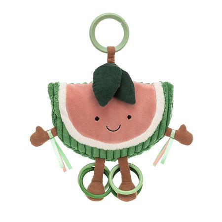 Immagine di Jellycat® Gioco di attivita di peluche Watermelon 12x19