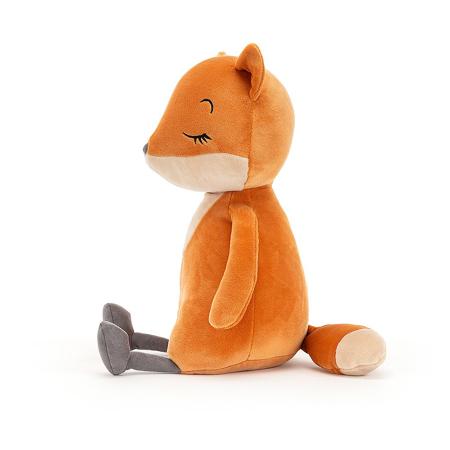 Jellycat® Peluche Sleepee Fox 36x16