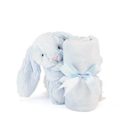 Immagine di Jellycat® Doudou Bashful Blue Bunny 34cm