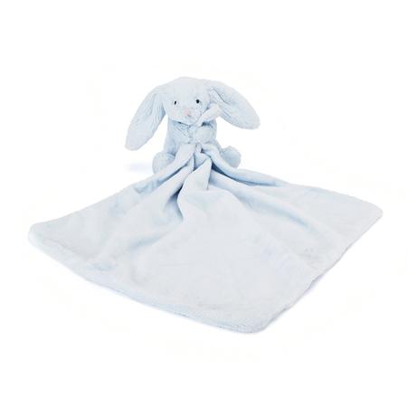 Jellycat® Doudou Bashful Blue Bunny 34cm