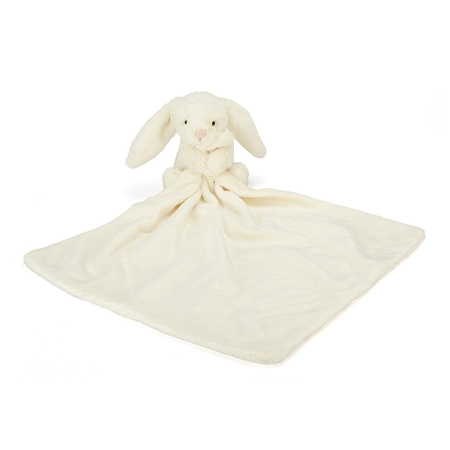 Jellycat® Doudou Bashful Cream Bunny 34cm