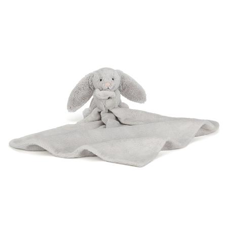 Jellycat® Doudou Bashful Silver Bunny 34cm