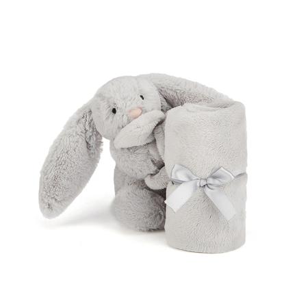 Immagine di Jellycat® Doudou Bashful Silver Bunny 34cm