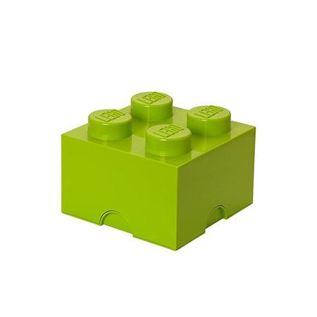 Lego® Contenitore 4 Bright Yellow Green