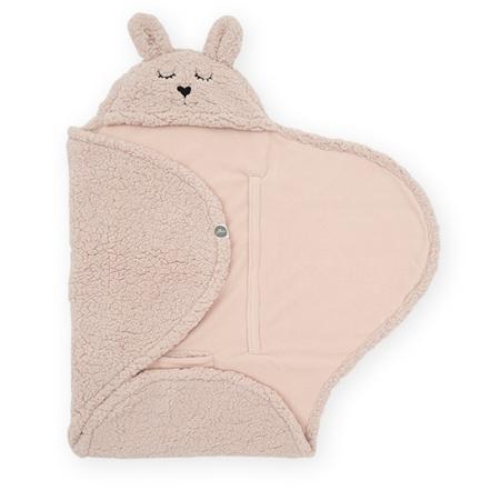 Immagine di Jollein® Copertina per neonati Bunny Pale Pink 105x100