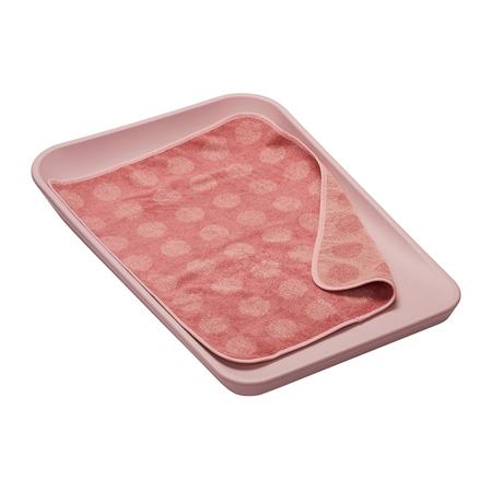 Leander® Asciugamano in cotone Dusty Rose 65x45