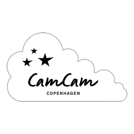 CamCam® Panni per il lavaggio Classic Grey 30x30