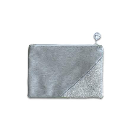 Immagine di Ksenka® Beauty case fatto a mano Silver