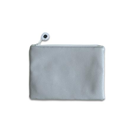 Ksenka® Beauty case fatto a mano Silver