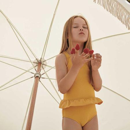 Immagine di Liewood® Costume da bagno intero bambini Amara Structure Tuscany Rose