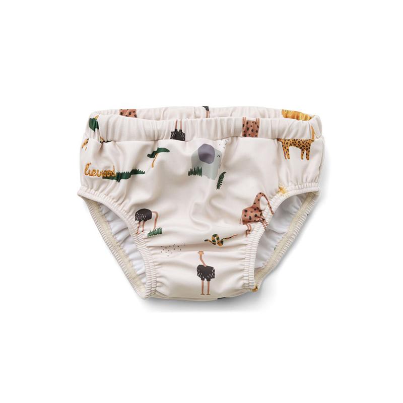 Immagine di Liewood® Costume da bagno per bambini Frej Safari Sandy Mix