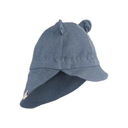 Liewood® Eric Cappello con protezione UV Blue Wave