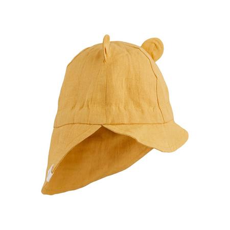 Liewood® Eric Cappello con protezione UV Yellow Mellow