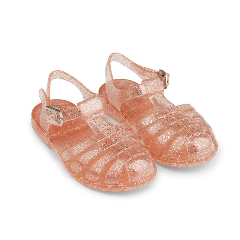 Immagine di Liewood® Bre Sandali per l'acqua Glitter Peach