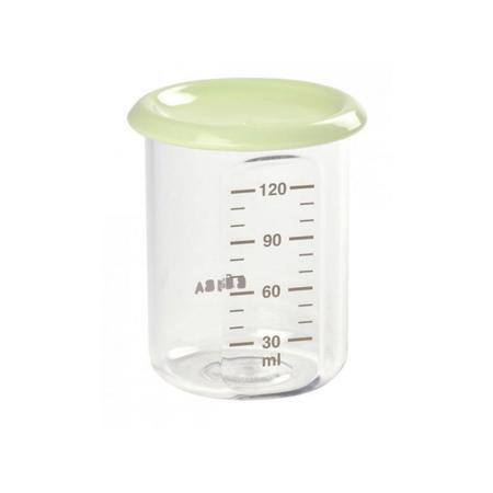 Immagine di Beaba® Barattolo con misura Light Green 120ml