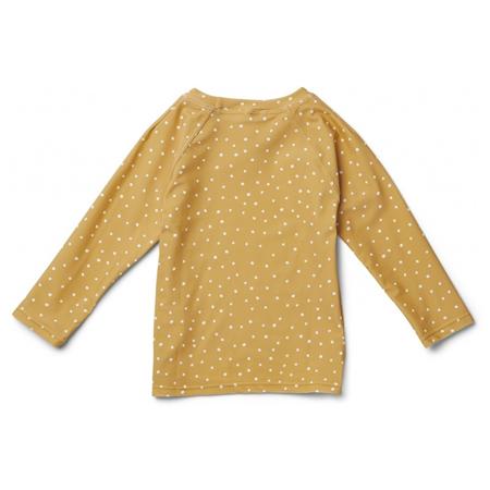 Liewood® T-shirt con protezione UV Noah Confetti Yellow Mellow
