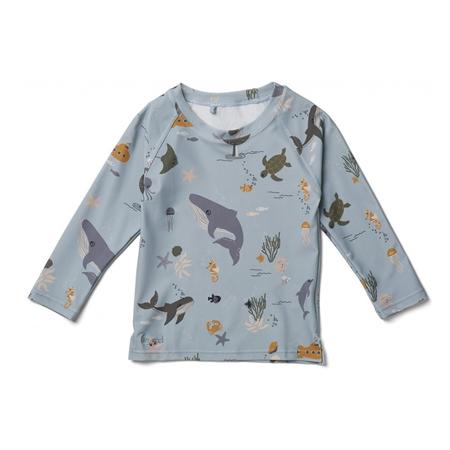 Immagine di Liewood® T-shirt con protezione UV Noah Sea Creature Mix