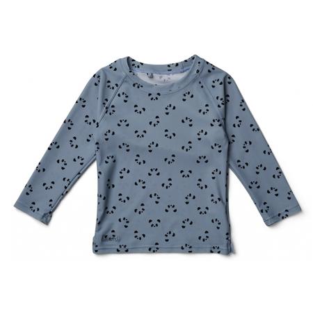 Immagine di Liewood® T-shirt con protezione UV Noah Panda Blue Wave