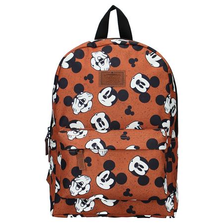 Disney's Fashion® Zaino Mickey Mouse My Own Way Brown