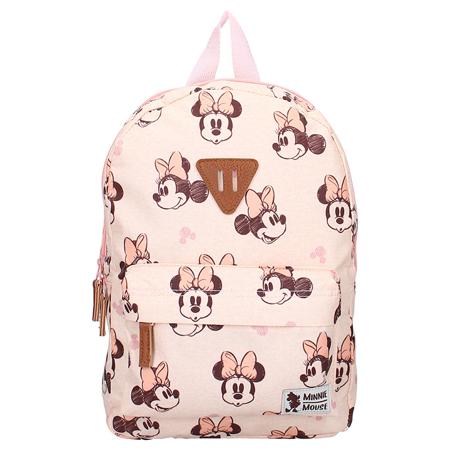 Disney's Fashion® Zaino rotondo Minnie Mouse Rocking It Peach