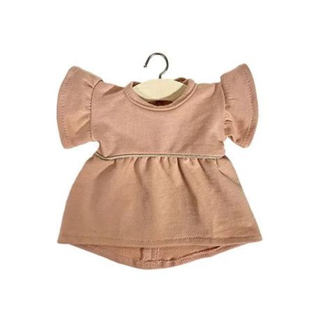 Minikane® Vestito per le bambole Daisy Rose Nude 34cm