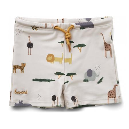 Immagine di Liewood® Costume da bagno per bambini Otto Safari Sandy Mix
