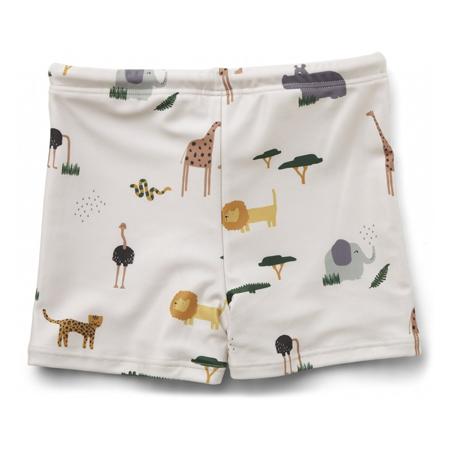 Liewood® Costume da bagno per bambini Otto Safari Sandy Mix