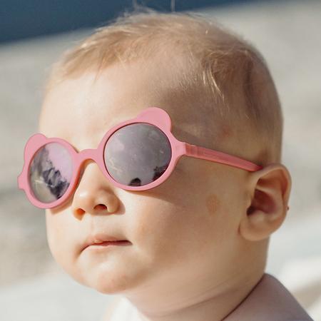 KiETLA® Occhiali da sole per bambini Antik Pink 1-2 anni