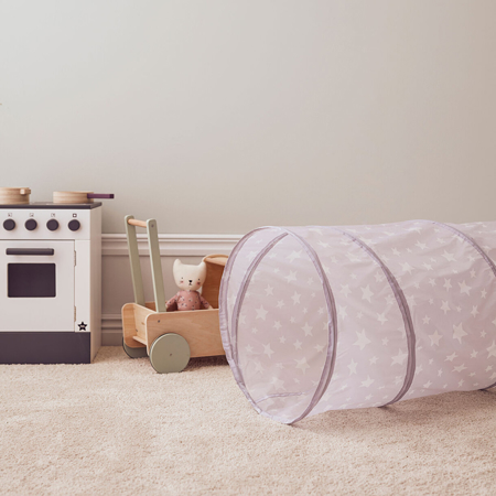 Kids Concept® Tunnel Lilac