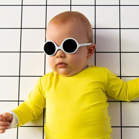Immagine di KiETLA® Occhiali da sole per bambini Light Pink 0-1 anni