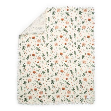 Elodie Details® Coperta morbida in cotone  Meadow Blossom