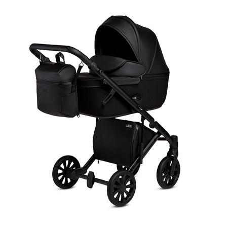 Immagine di Anex® Passeggino con navicella e borsa 2in1 E/Type (0-22kg) Noir