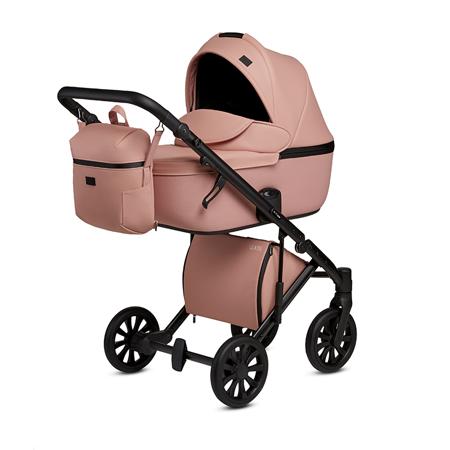 Immagine di Anex® Passeggino con cestino e zaino 2v1 E/Type (0-22kg) Peach