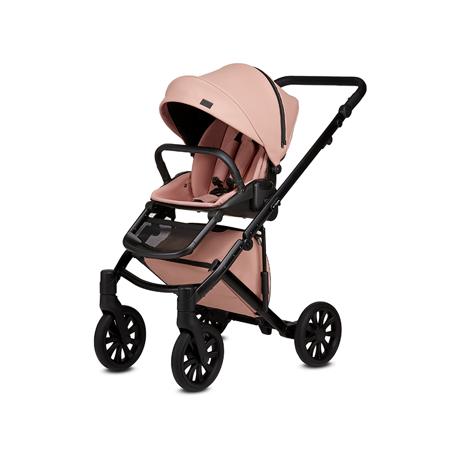 Anex® Passeggino con cestino e zaino 2v1 E/Type (0-22kg) Peach