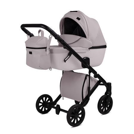 Immagine di Anex® Passeggino con cestino e zaino 2in1 E/Type (0-22kg) Pearl