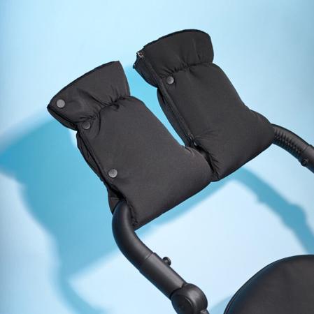 Anex®  Guanto a manicotto invernale Transformer Black