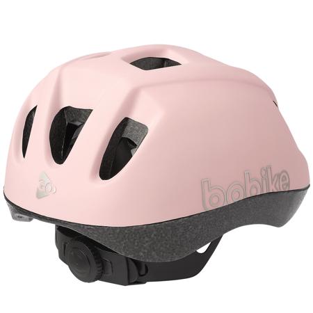 Bobike®  Casco per bambini GO S Cotton Candy Pink