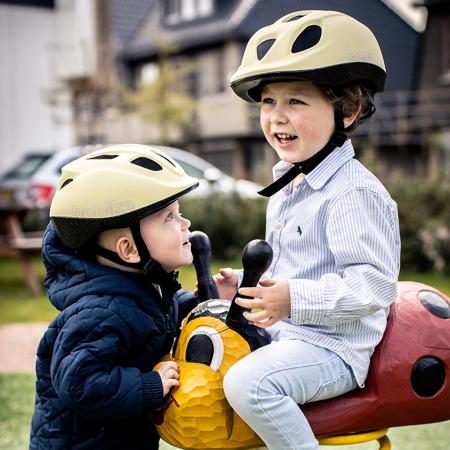 Immagine di Bobike®  Casco per bambini GO S Macaron Grey