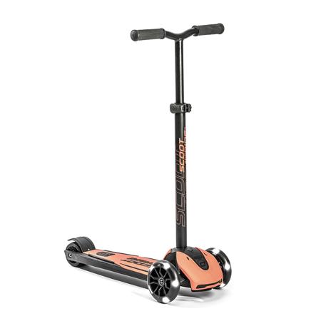Immagine di Scoot & Ride® Monopattino per bambini Highwaykick 5 LED Peach