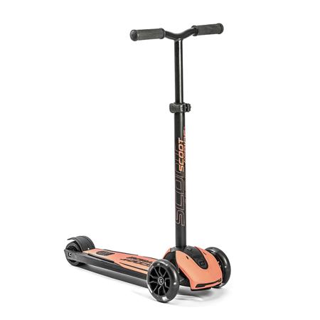 Scoot & Ride® Monopattino per bambini Highwaykick 5 LED Peach