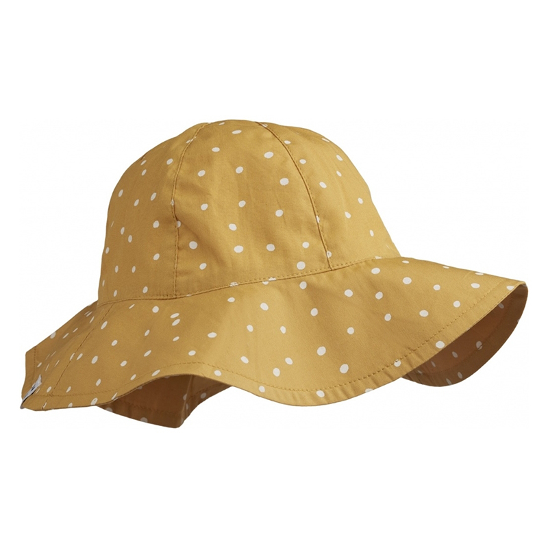 Immagine di Liewood® Cappellino Amelia con protezione UV Confetti Yellow Mellow