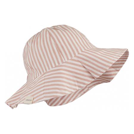 Immagine di Liewood® Amelia Cappello con protezione UV Coral Blush/Creme de la Creme