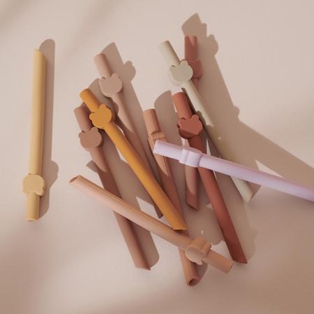 Immagine di Liewood® Cannucce silicone Badu Rose Multi Mix