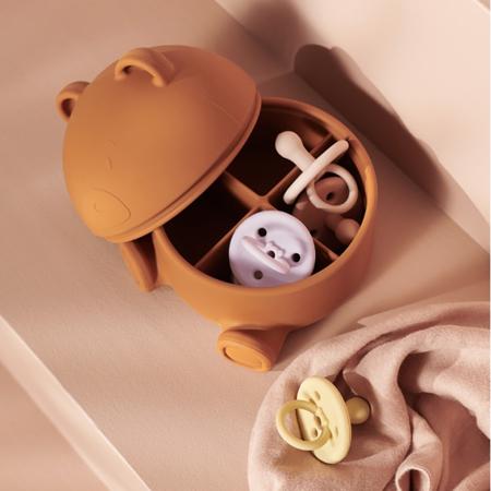 Immagine di Liewood® Scatola per gioielli Murphy Mr. Bear Peppermint