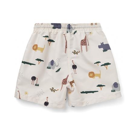 Liewood® Costume da bagno per bambini Duke Safari Sandy Mix